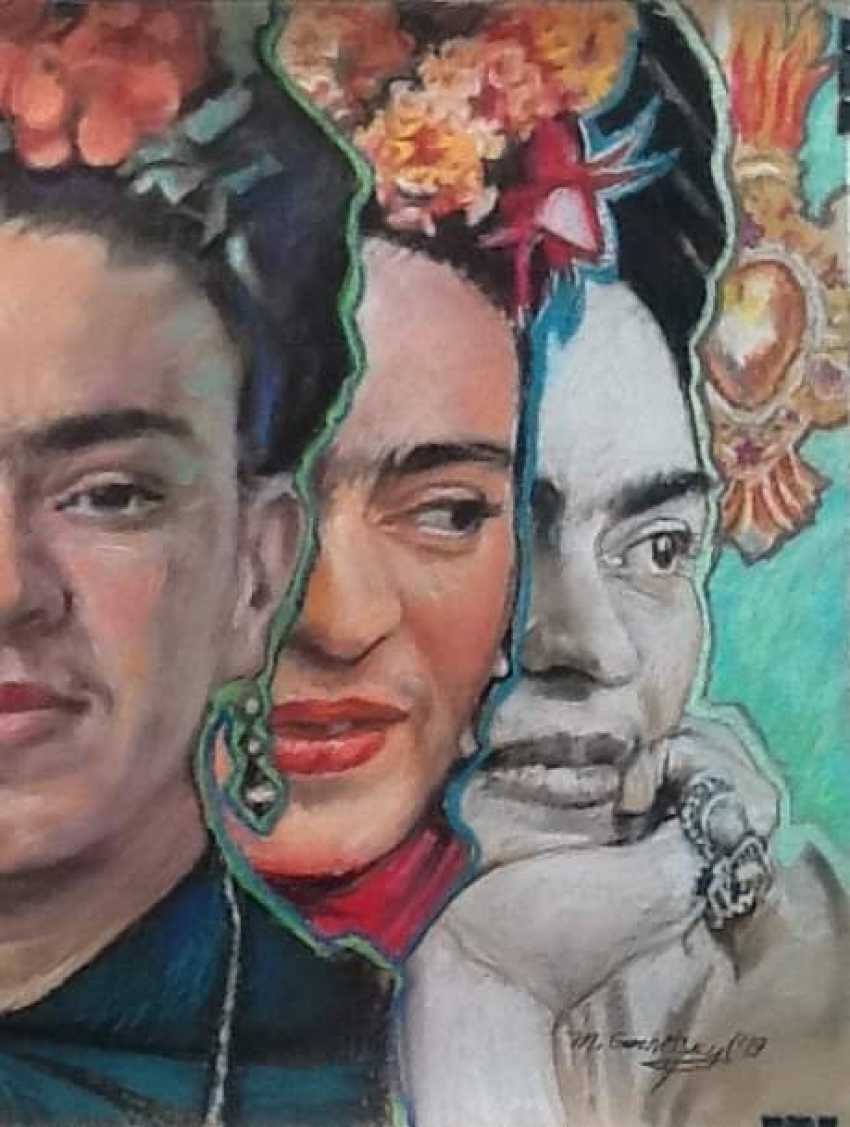 Mikhai Gezhiky. Multifaceted Frida. - photo 3
