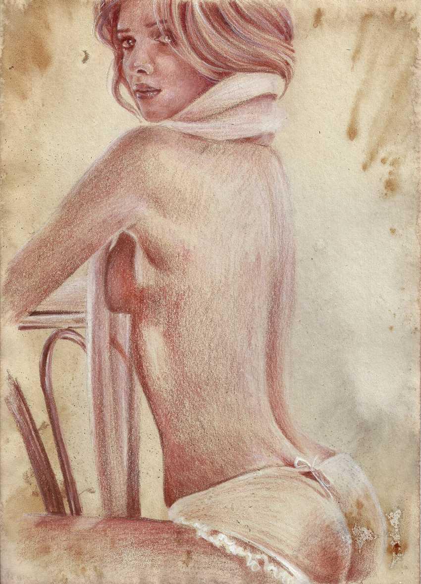 Natasha Mishareva. Glare. 2020. Handmade. The Author - Natalia Pisareva - photo 1