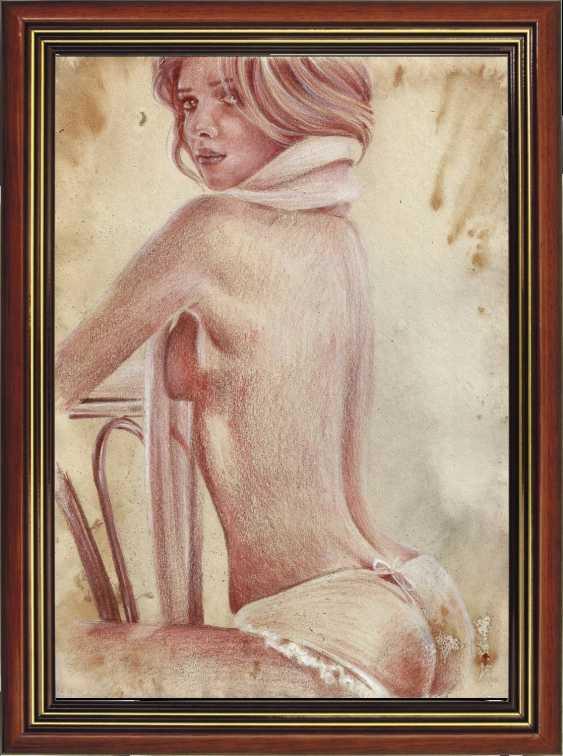 Natasha Mishareva. Glare. 2020. Handmade. The Author - Natalia Pisareva - photo 2