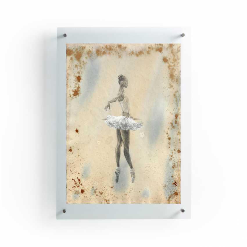 Natasha Mishareva. Ballet, le ballet, le ballet... le Dessin, les travaux manuels, 2020г Auteur - Мишарева Natalia - photo 2