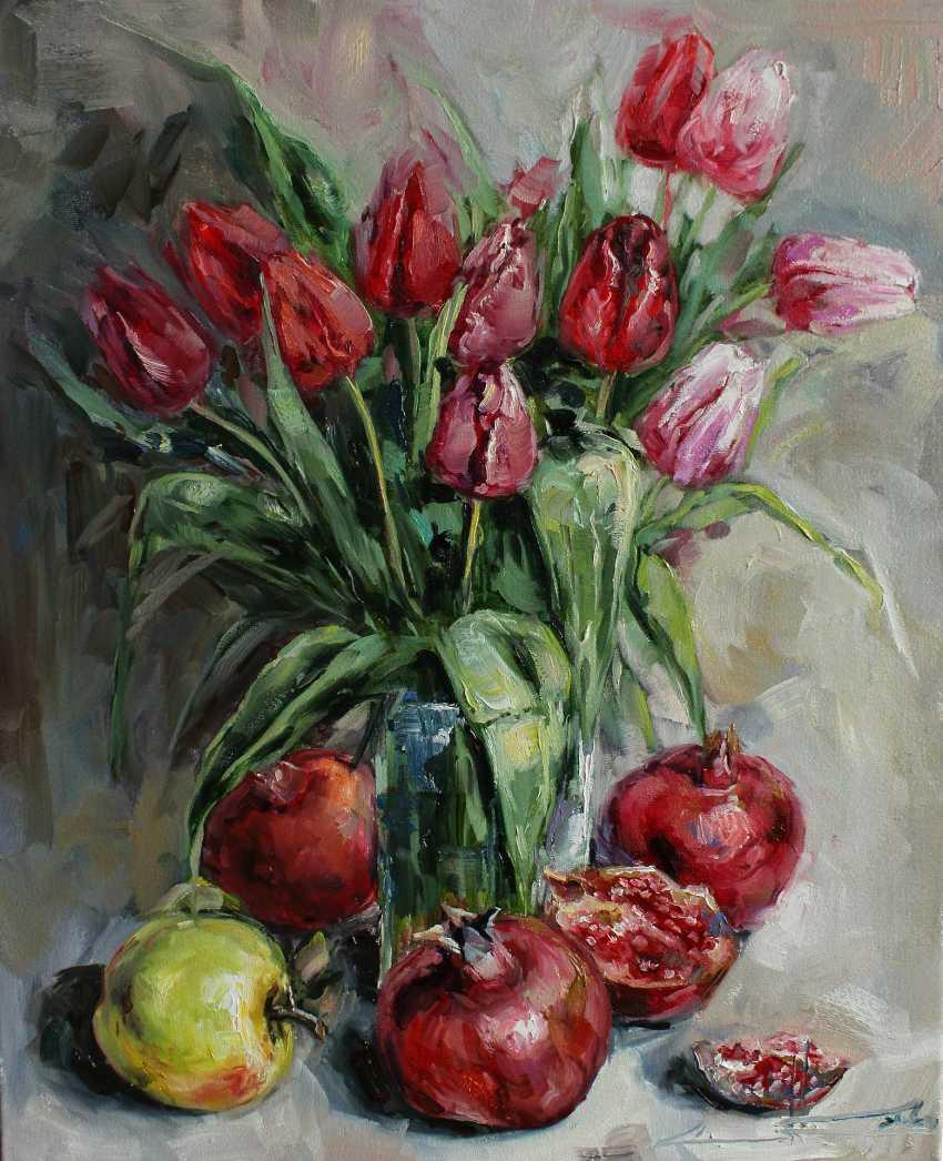 "Marina Kozlovska. ""Spring bouquet"" - photo 1"