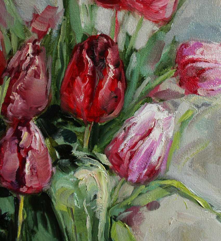 "Marina Kozlovska. ""Spring bouquet"" - photo 2"