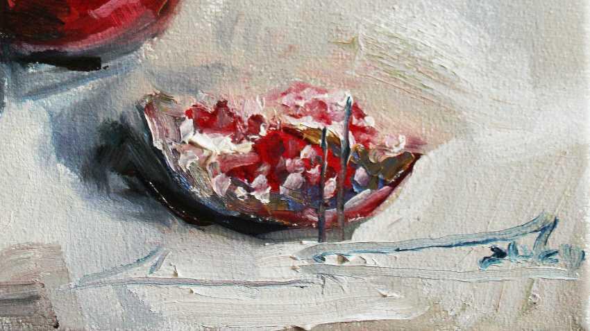 "Marina Kozlovska. ""Spring bouquet"" - photo 4"