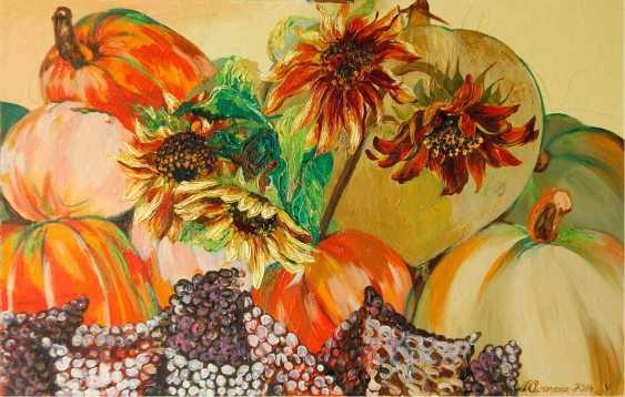 "Natalia Ciornaia. ""Autumn diptych, part 1"" - photo 1"