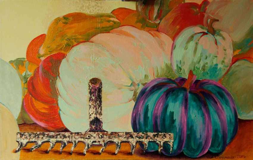 "Natalia Ciornaia. ""Autumn diptych, part 2"" - photo 1"