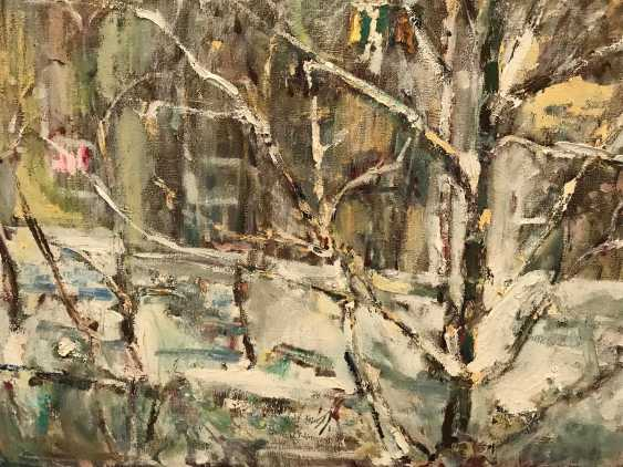 "Iraida Ciobanu. ""Meditation: Winter"" - photo 1"