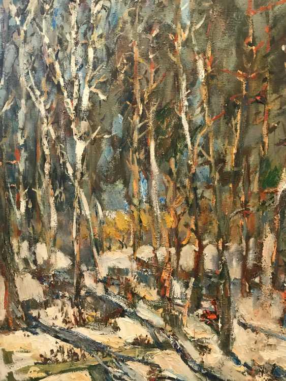 "Iraida Ciobanu. ""Winter landscape"" - photo 1"