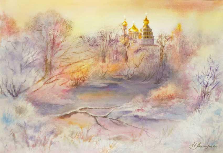 Nina Latushko. A new day of eternal - photo 1