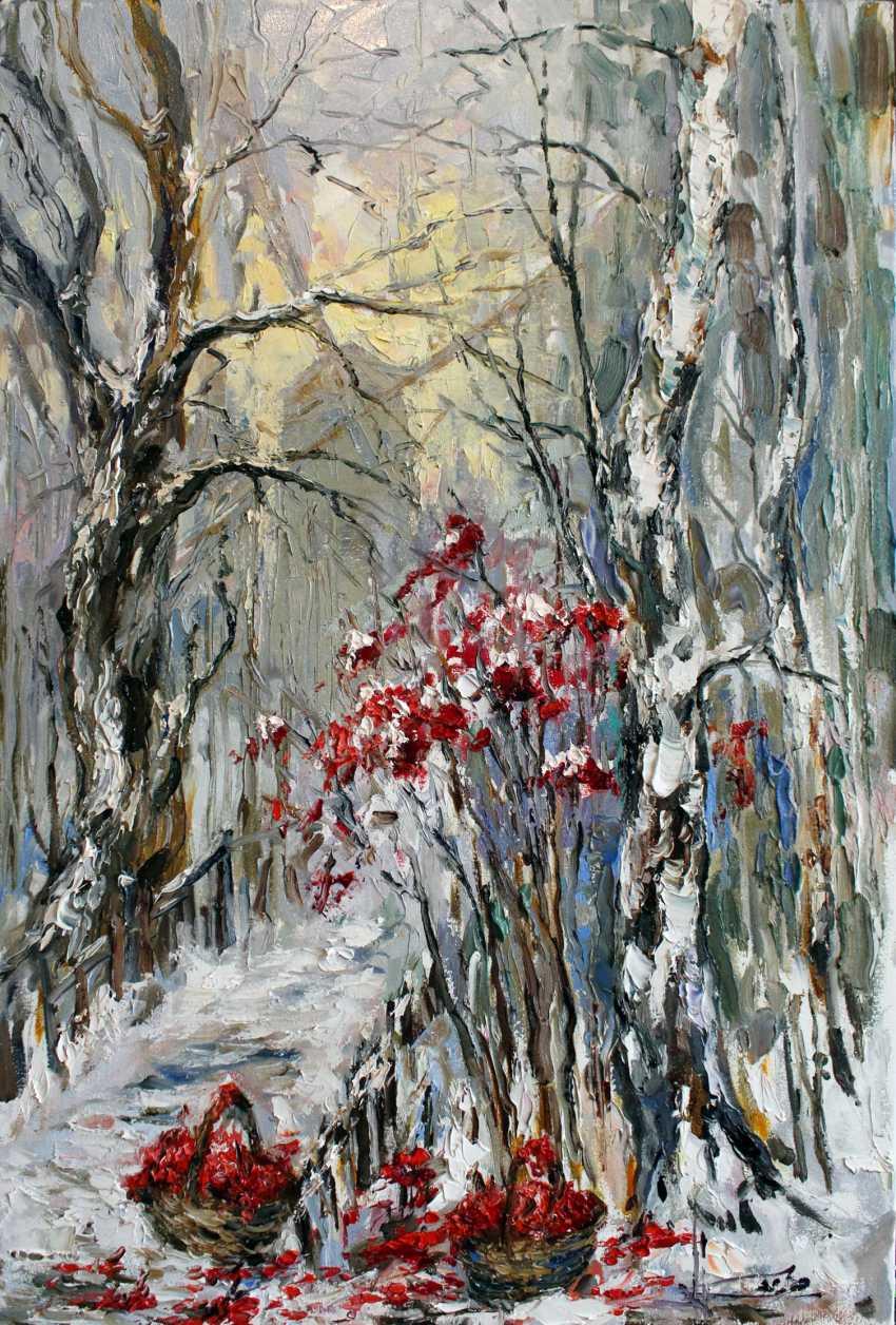 """Marina Kozlovska. """"The road to the old farmhouse"""" - photo 1"""