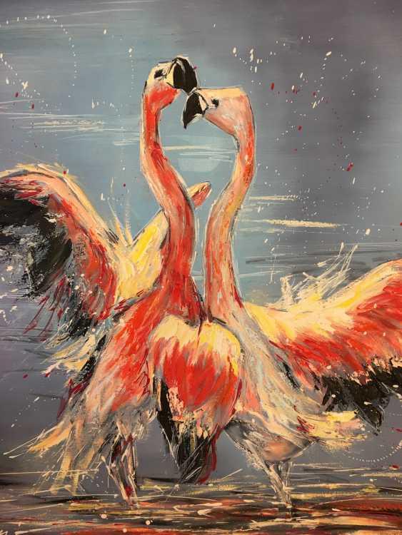 Diana Malivani. Dance of the pink flamingos - photo 2