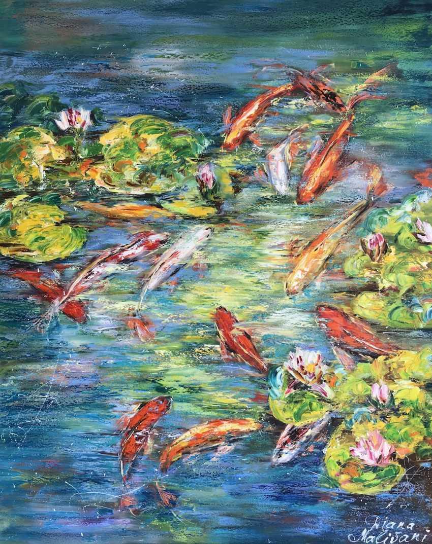 Diana Malivani. Fish - photo 1