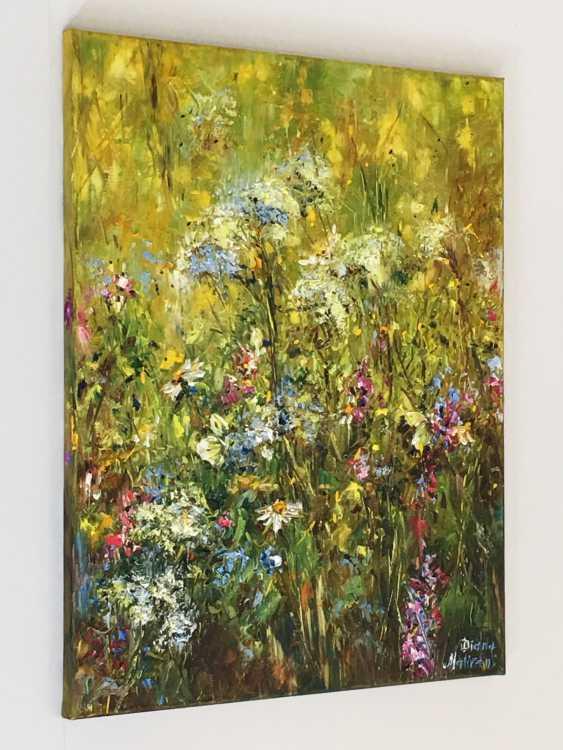 Diana Malivani. Summer grass - photo 2