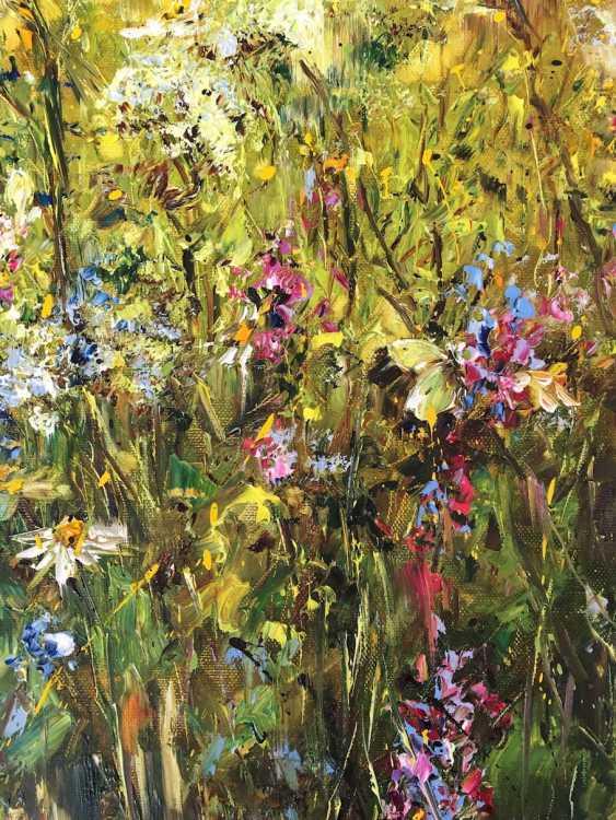 Diana Malivani. Summer grass - photo 3