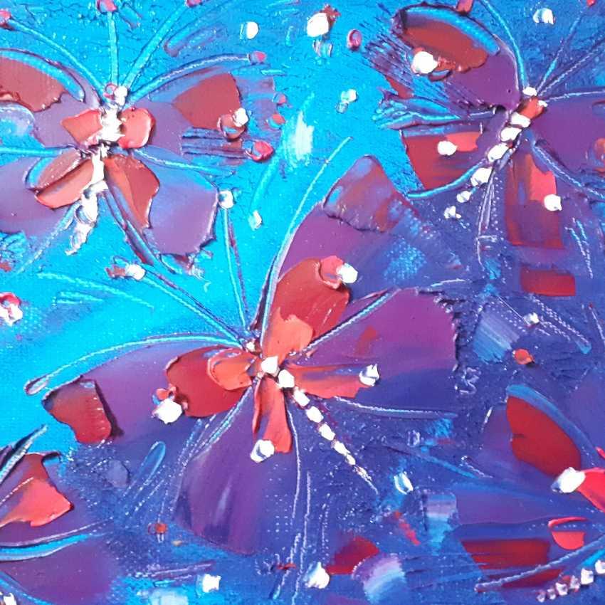 """Mariia Kazak. """"Flight of the butterflies"""" - photo 1"""