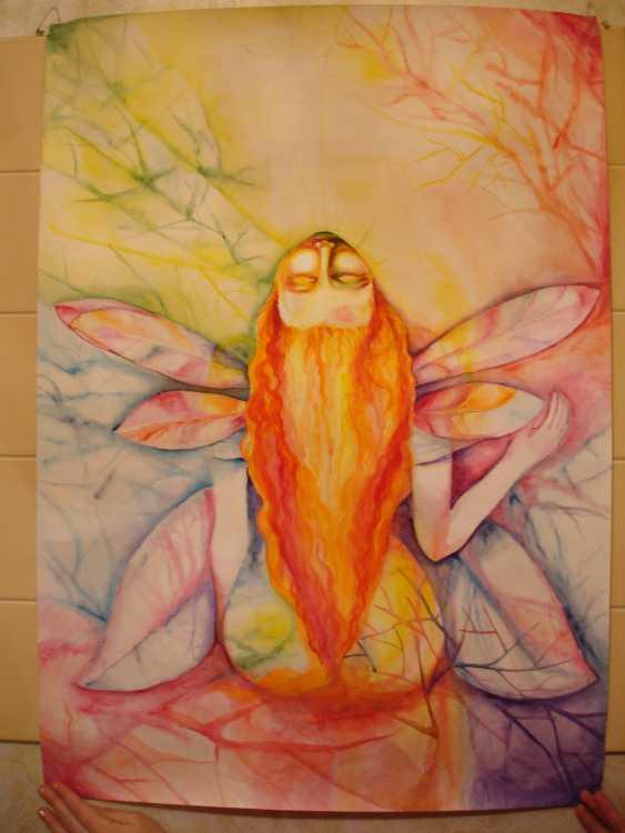 "Olesya SOBOLEVA. ""The three worlds"" - photo 1"
