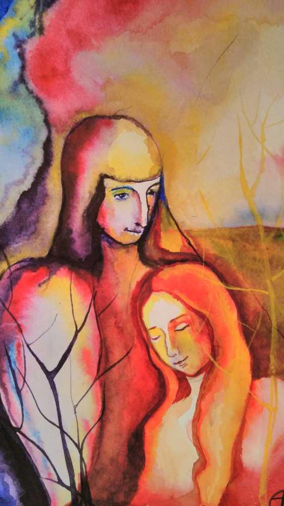 "Olesya SOBOLEVA. ""Angel heart"" - photo 1"