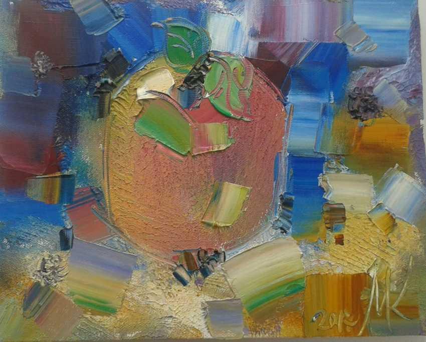 "Mariia Kazak. ""Apple"" - photo 1"