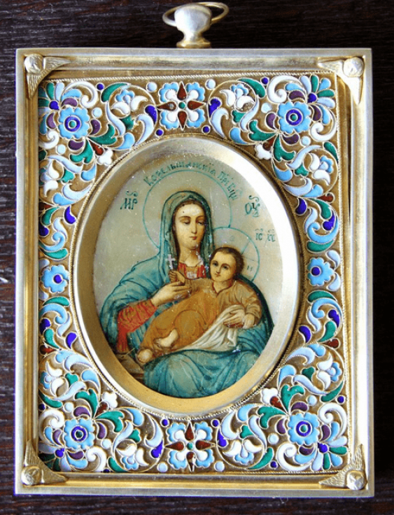 La Très Sainte Vierge,Козельшанская - photo 1