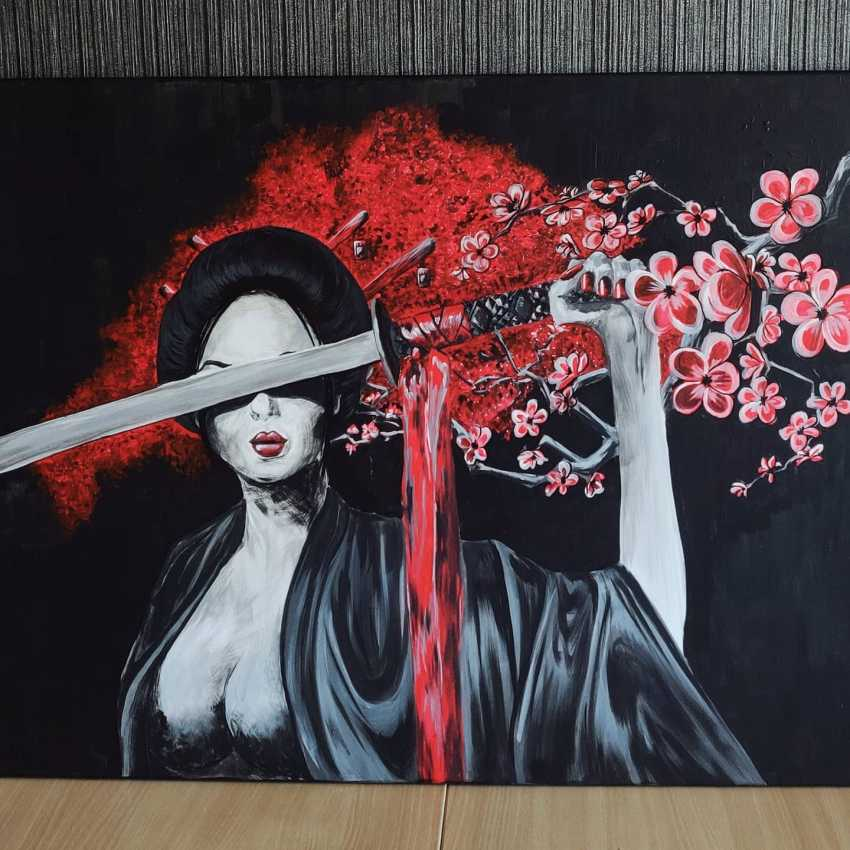 Natalya Fisher. Geisha secrète - photo 2