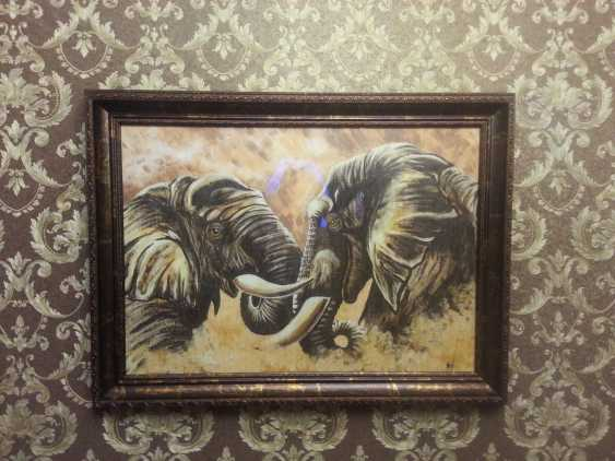 Natalya Fisher. Elephants - photo 2