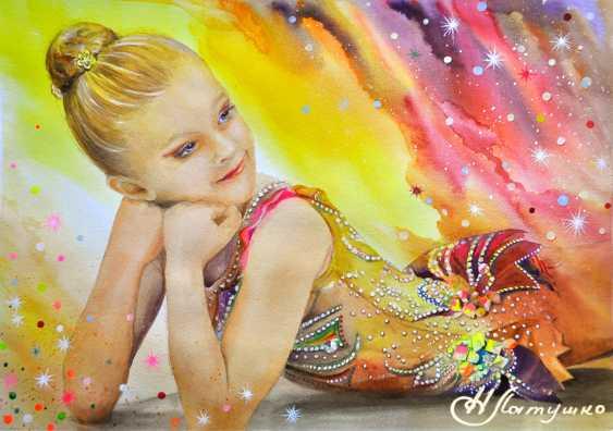 Nina Latushko. Rising star - photo 1