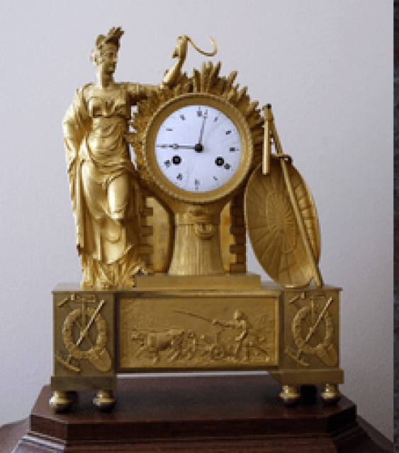 "Table clock ""Cetera"" - photo 1"