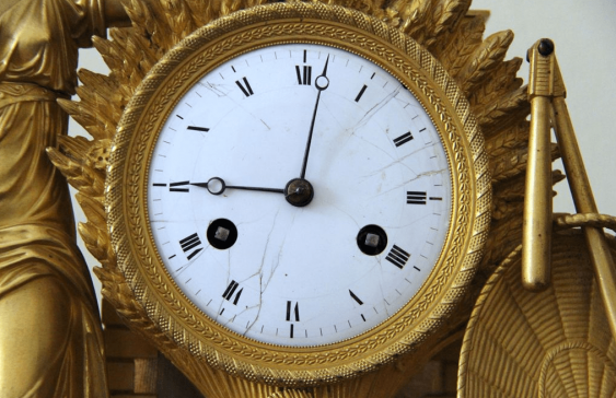 "Table clock ""Cetera"" - photo 4"