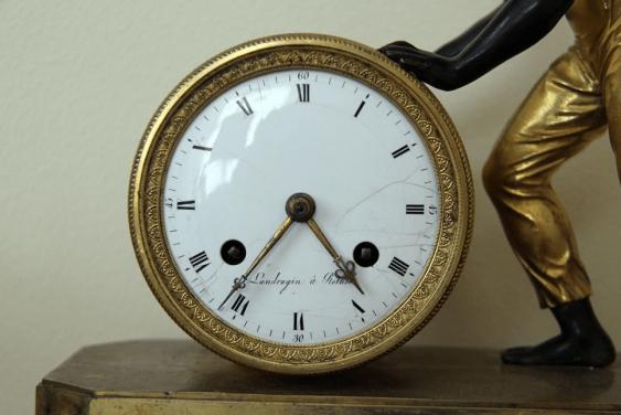 Table clock France.18,nach - photo 2
