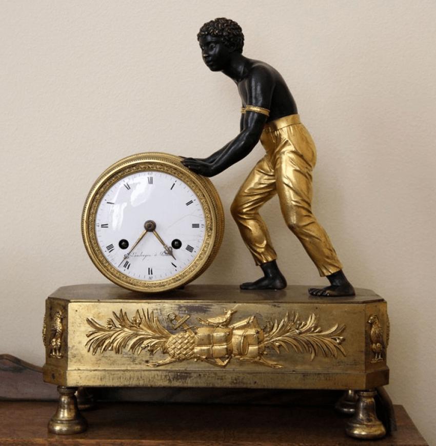 Table clock France.18,nach - photo 1