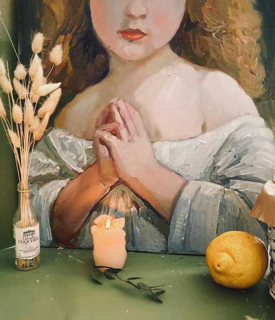 Anastasia Burz. The prayer - photo 1
