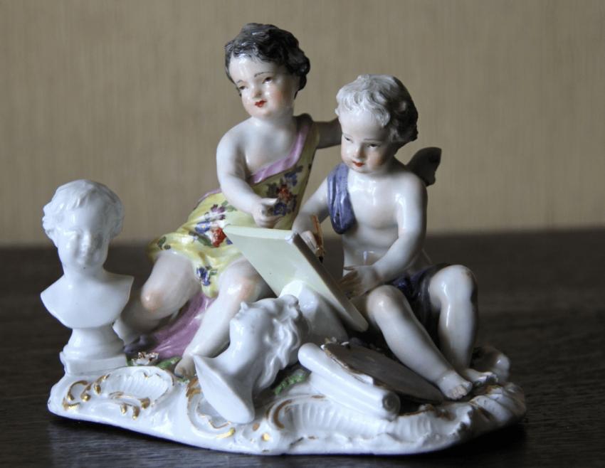 Meissen .Meissen 18th century porcelain - photo 1