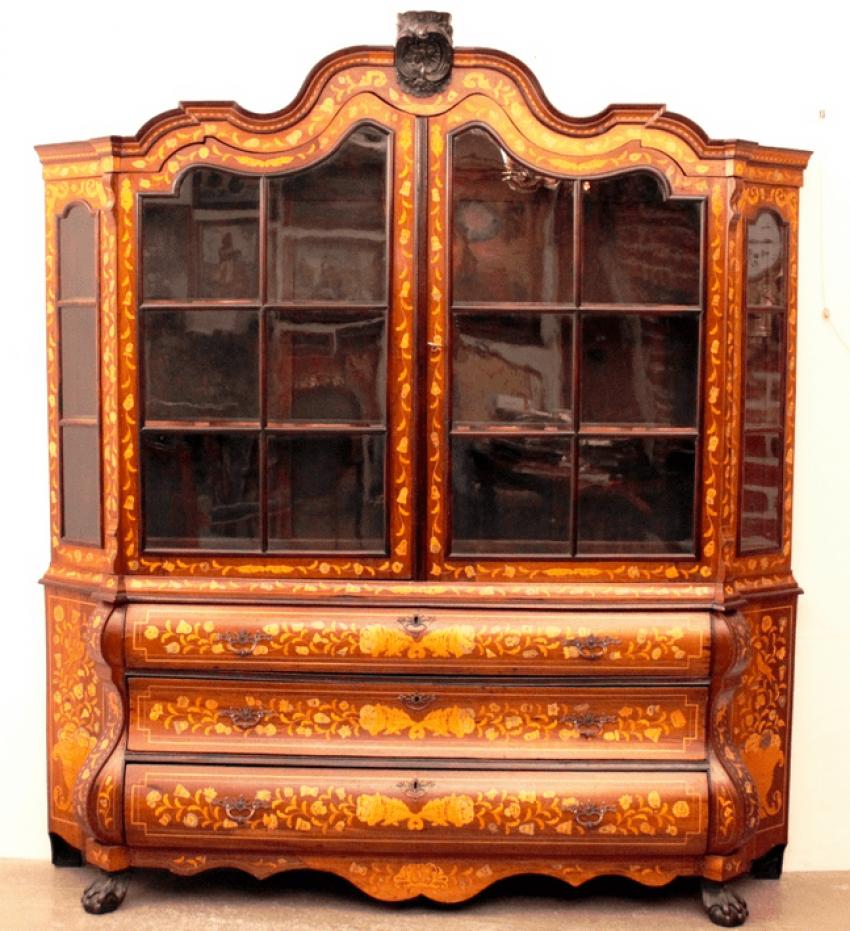 Showcase,18th century, England - photo 1