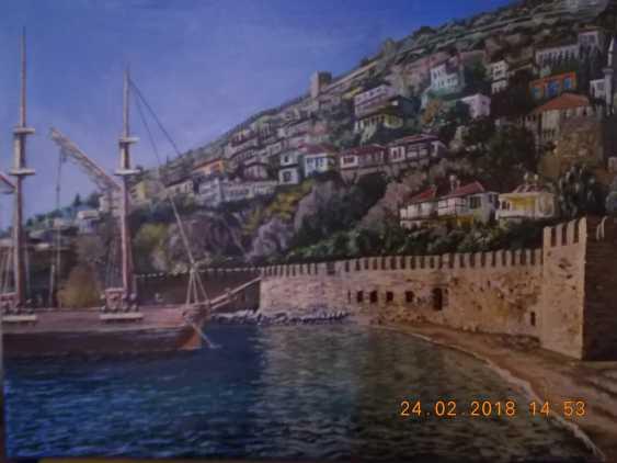Artyom Ukhov. An der th in Kale Hafen in der Türkei - Foto 1