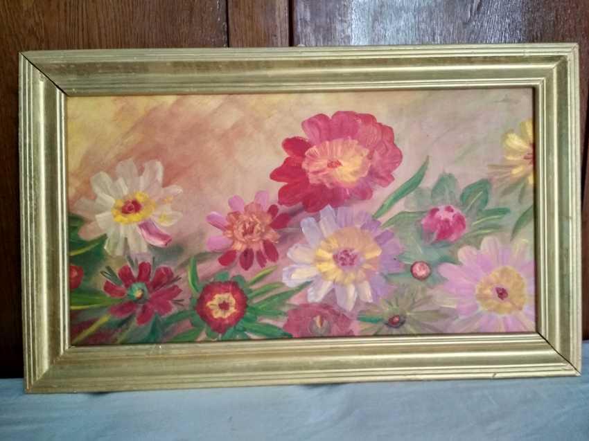 Elena Kozar-Gurina. Flowers.Wild peonies of Crimea. Flowers. Wild peonies of Crimea. - photo 1