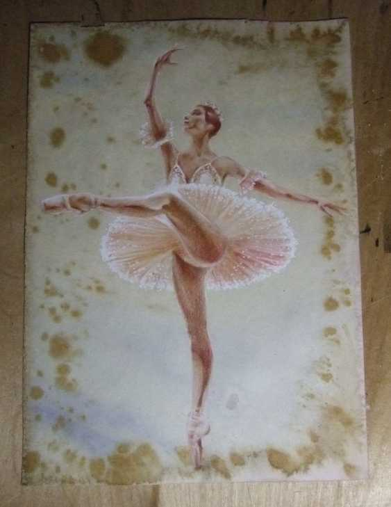 Natasha Mishareva. Ballet, ballet, ballet... drawing, handwork, 2020 Author - Pisareva Natalia - photo 4