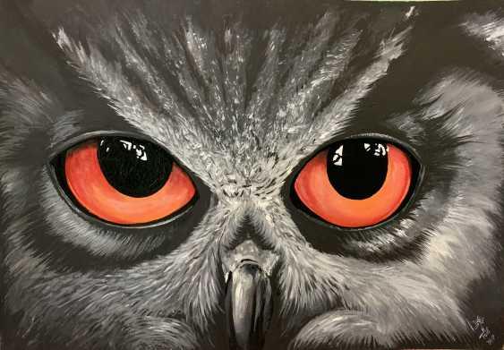 "Oksana Petrenko. ""Look owl"" - photo 2"