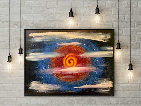 "Oksana Petrenko. ""Spiral universe"" - photo 1"