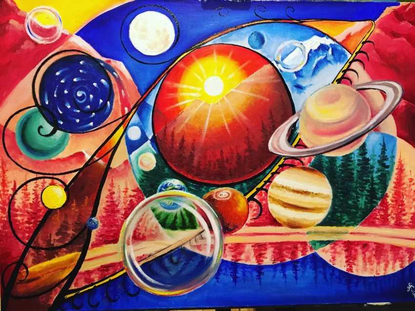 "Oksana Petrenko. ""Eye of the world"" - photo 2"