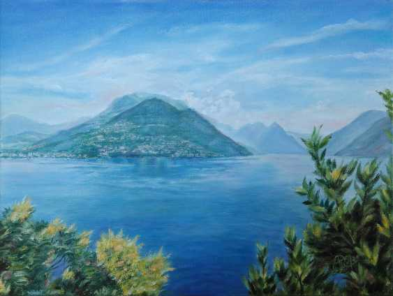 Oksana Borovik. The Mountains Of Switzerland - photo 1