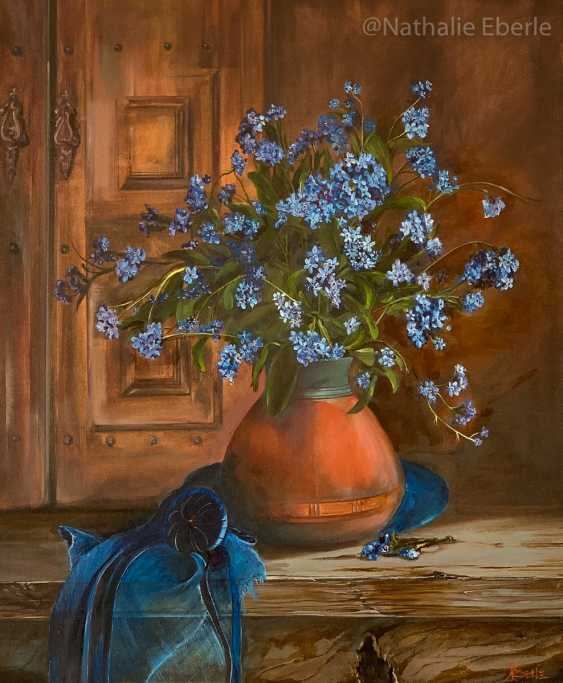 Nathalie Eberle. Forget-me-nots - photo 1