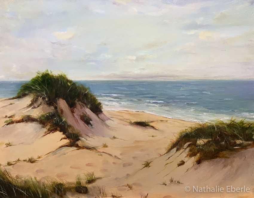 Nathalie Eberle. Dunes - photo 1
