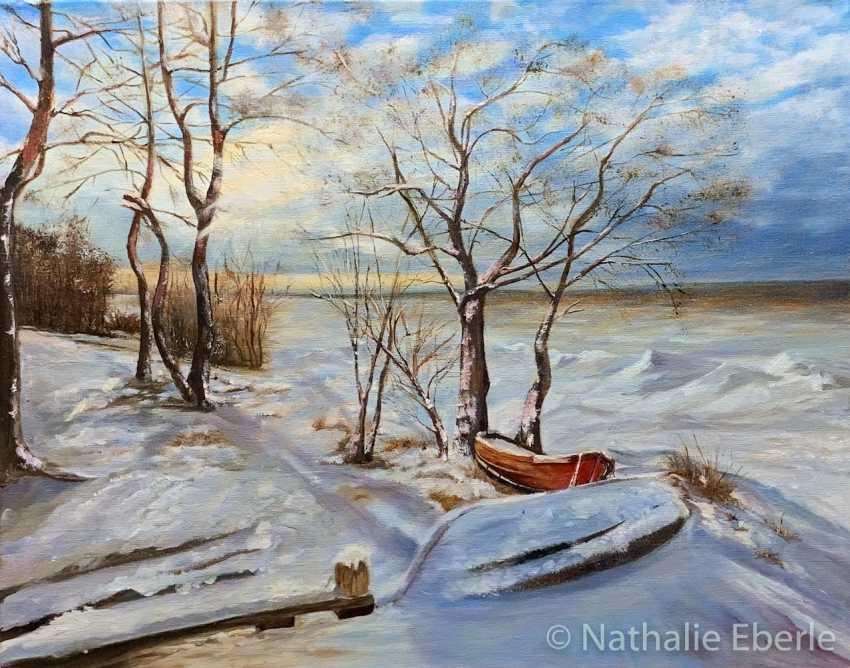 Nathalie Eberle. Saulkrasti, Latvia - photo 1