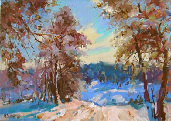 Andrey Mishagin. Spring is coming - photo 1