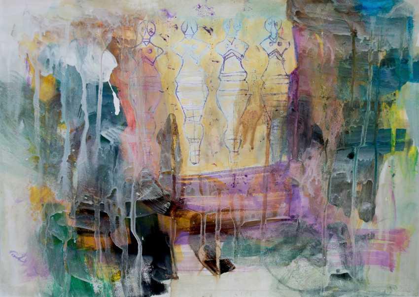 Florina Breazu. Gate of Steles I - photo 1