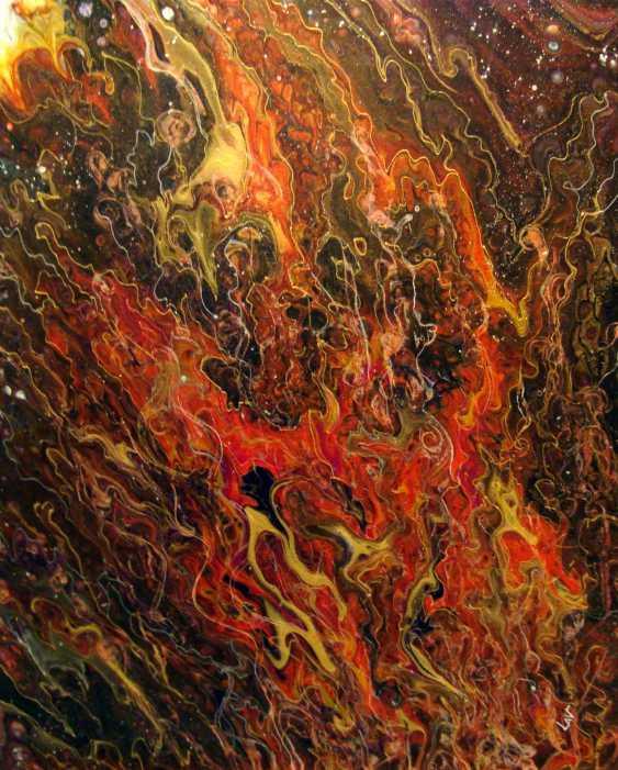 "Evgeniya Lavrenteva. ""Dance of fire"" - photo 1"