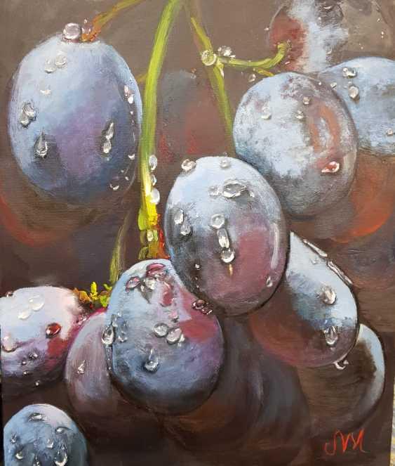 Marina Lagutina. Grapes - photo 1