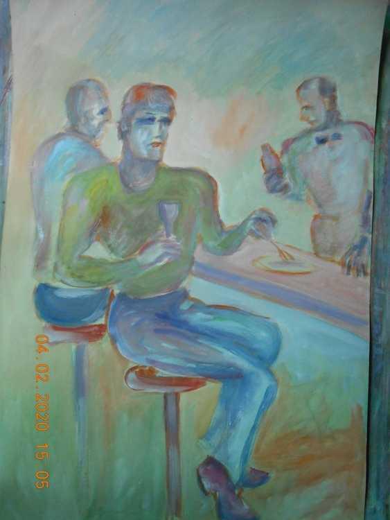 Igor Behter. At the bar - photo 1