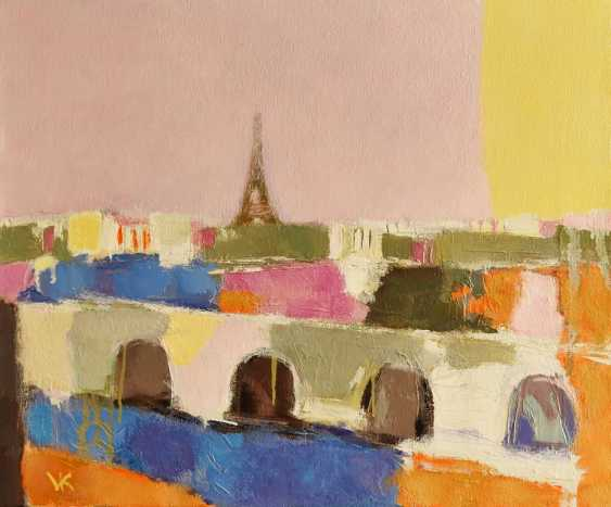 Vladimir Kolesnik. Bridges of Paris - photo 1