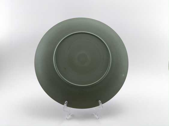 """Dish Wedgwood """"Antique"""". Neo-classicism, England, biscuit porcelain, handmade. 1970 -1974 - photo 2"""