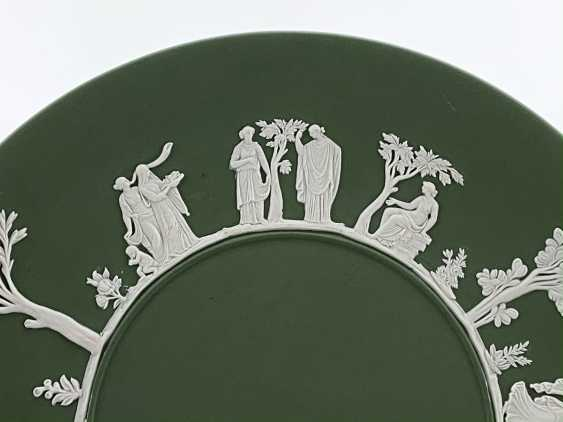 """Dish Wedgwood """"Antique"""". Neo-classicism, England, biscuit porcelain, handmade. 1970 -1974 - photo 3"""